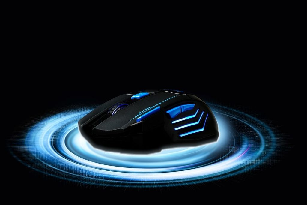 Best Quiet Gaming Mouse_Comfy Gaming Hub